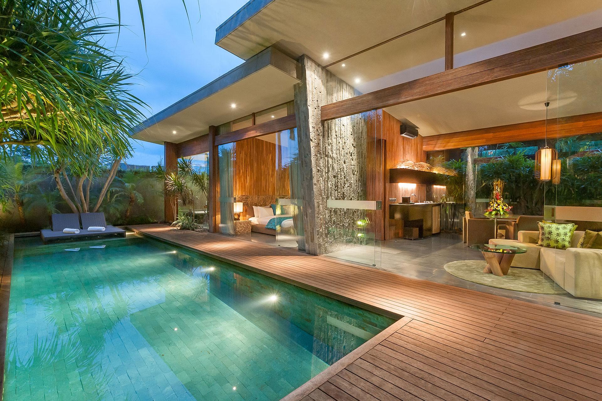 New Luxury Pool Vilas Petitenget North Seminyak Bali I Villa By Ekosistem Official Website